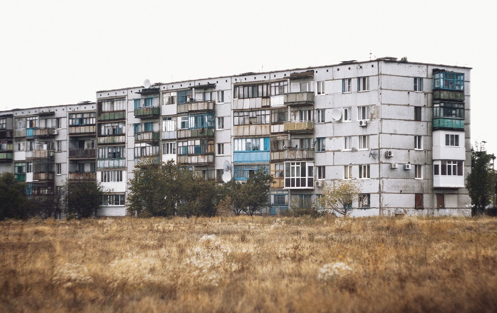 Lived in a Run-Down High Rise